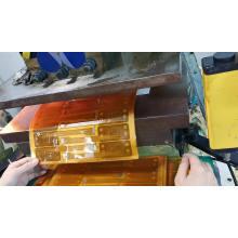 interruptor de membrana de botón táctil de alta calidad