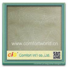 Moda novo design muito elegante 100 poliéster diferentes tipos de tecidos