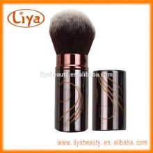 Einziehbare Pferd Haare Make-up Puderpinsel