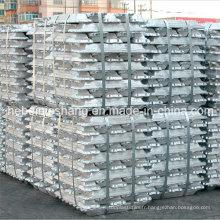 Lingot d'aluminium A7 Al 99,70%