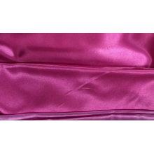 Garment dress polyester royal satin fabric