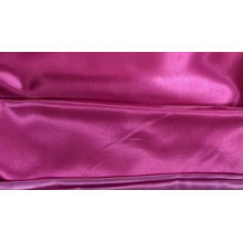 Garment dress polyester royal satin fabric