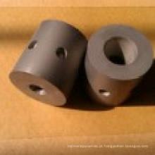 Peças projetadas especiais do bocal do carboneto de tungstênio