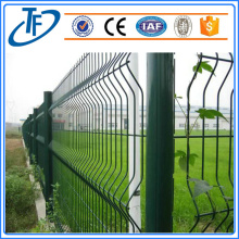 Decorative pvc coated black heavy galvanized wire