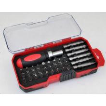 Broches à tournevis multifonctionnelles 33PC avec Mini Rachet