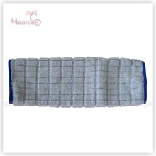 30 * 30cm teint la serviette de nettoyage de fil
