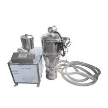 Transportador de vácuo de aço inoxidável de alta frequência para alimentos