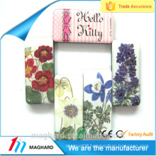 China supplier factory price wholesale Customized high quality crystal glass fridge magnet---other gifts and crafts