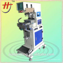 T HJ-160B Hengjin high quality 2 color open ink pneumatic shuttle tampon printer
