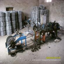 Full Automatic Barbed Wire Mesh Making Machine (TYE-05)