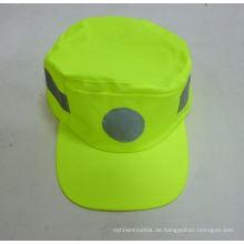 2015 Werbe reflektierende Kappe reflektierende Hut