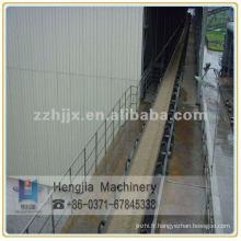 Équipements de convoyage, convoyeur pour l'industrie minière du ciment