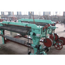 Hexagonal Wire Mesh Weave Machine