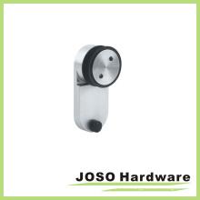 Puerta de vidrio Puerta de montaje del panel Tapón de puerta Hardware (EC006)