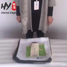 Professional linen drawstring bag,linen tote bag,jute bag