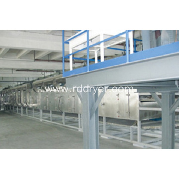 Drying machine mesh belt dryer/Conveyor Mesh Belt Dryer
