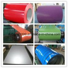 Preço de bobinas de alta qualidade preço barato, PPGI / PPGI para folha ondulada / bobinas de aço da classe Ccgc