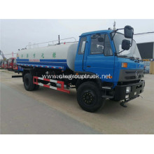 Dongfeng cummins 190hp water spray truck