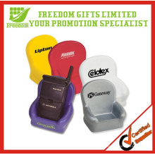 Hot Selling Custom Logo Printed PU Cell Phone Holders