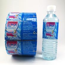 Taizhou Heat Shrink Wrap Roll Label For 350ml Water Bottle