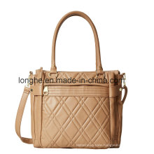 New Winter Quilted Style Fashion PU Handbag (ZXS0101)