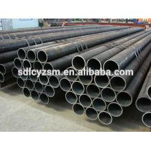 Peso de la tubería de acero SS400 Ms