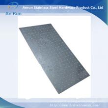 Металлический перфорированный алюминий для трубы
