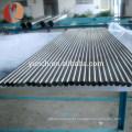 Fornecimento supercondutor ti6al7nb estoque de barra de titânio médica