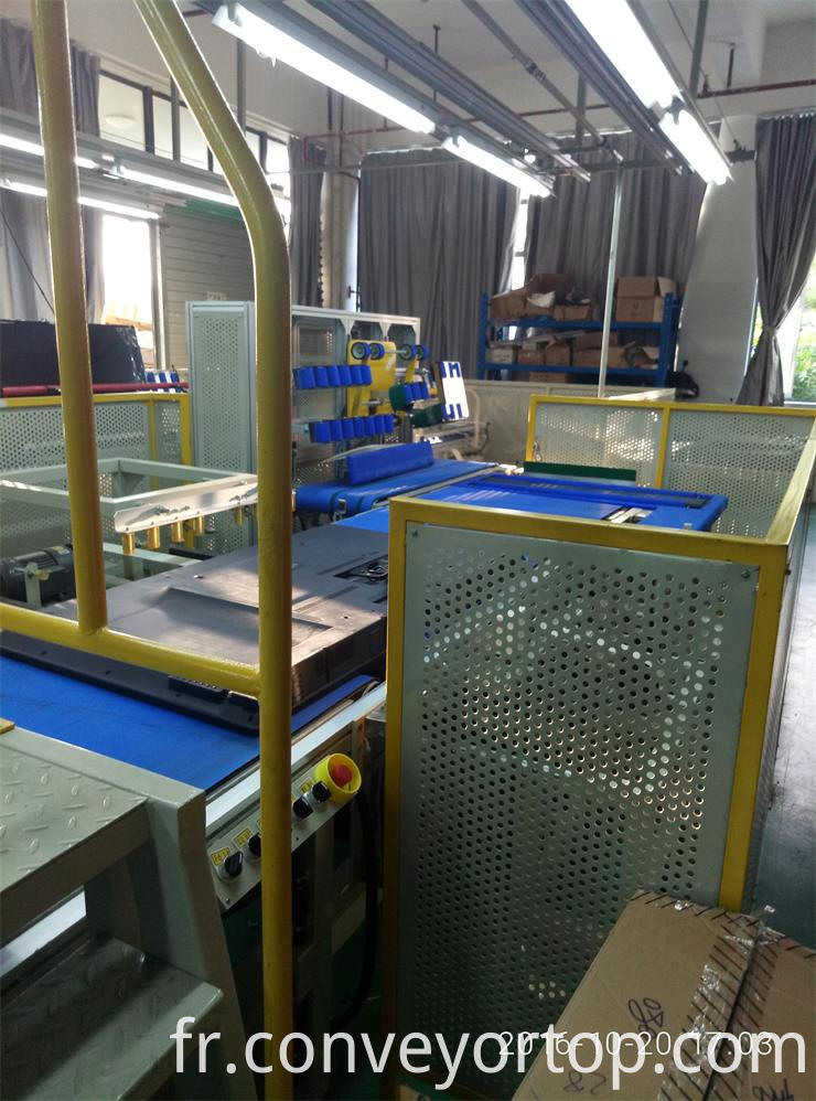 TV Automatic Assembly Production Line