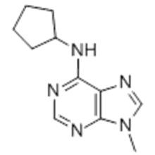 N-0840 (N6-CICLOPENTIL-9-METILENADINA) A1 ADENOSINA CAS 109292-91-3 SELECTIVA