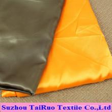 Mikrofaser Polyester Satin für Damenbekleidung