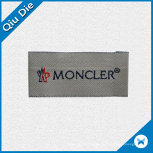End Fold Strip Woven Name Label of Garment Accessories