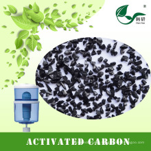 cylindrical activated carbon for removal H2S