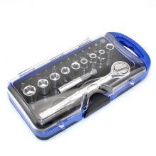 Broches à tournevis multifonction 23PCS avec boîte à soufflerie