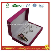 Watch Gift with Necklace and Earrings