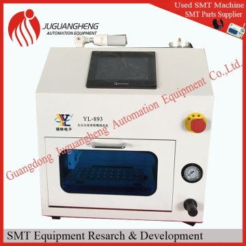 YL893 Nozzle Cleaning Machine with Dry and Clean Function