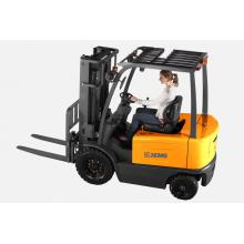 XCMG new 3ton lithium battery forklift electirc