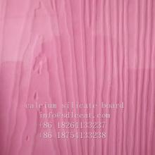 Holzmaserung farbiges Kalziumsilikat-Abstellgleis