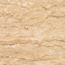 Modèle de pierre de plancher de vinyle de WPC confortable de 3mm-5mm