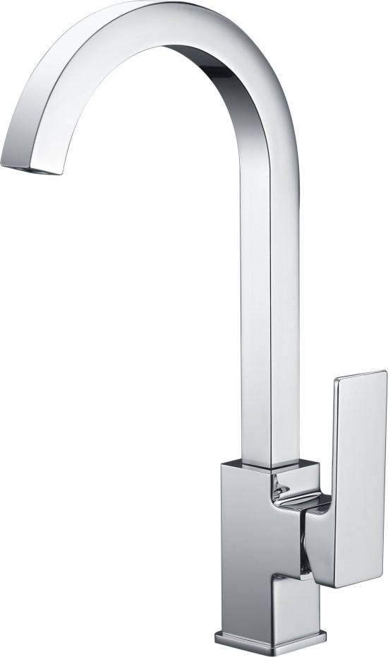 Single level copper water kitchen faucet mixer taps