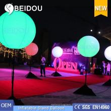 Factory Wholesale Ballons en PVC Lighting Advertising Ballon gonflable pour trépied