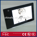 Led kids drawing board with scale mark for animation