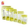 Sacos de embalagem de plástico personalizados sacos de reciclagem