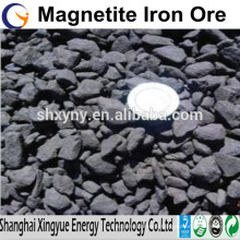 Reasonable price Magnetite Iron Ore filter Media for water treatment material