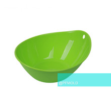 Customized shaping plastic tableware