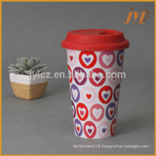 280cc ceramic coffee cups without handle