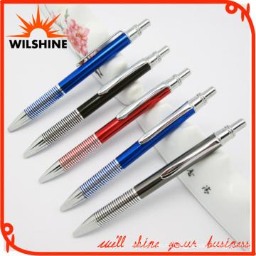Новая алюминиевая шариковая ручка для поощрения подарок (BP0179)
