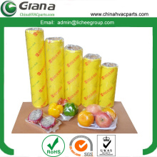 Food grade PVC cling film