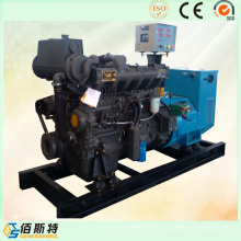 China 40kw Ricardo Engine Marine Diesel Generator Set Manufacture