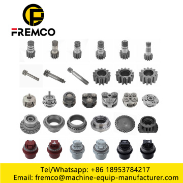 Crawler Undercarriage Parts Excavator Roller